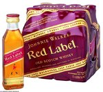 Johnnie Walker Red Label 1* 0,05